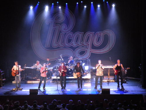 Chicago at Casino de Paris - July 29, 2008
