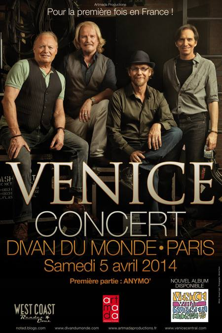 VENICE Concert in paris